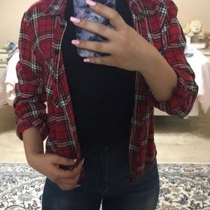 H&M Red Flannel